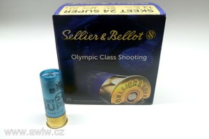 12x70 Skeet 24 Super Sellier&Bellot