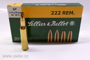 .222 Remington Sellier&Bellot