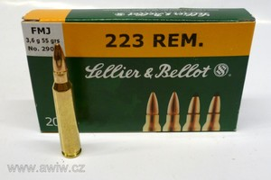 .223 Remington Sellier&Bellot
