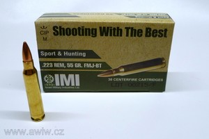 .223 Remington  IMI