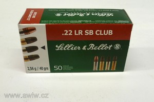 .22 Long Rifle Club Sellier&Bellot