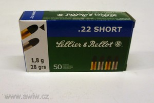 .22 Short Sellier&Bellot