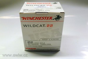 .22 Long Rifle Winchester Wildcat