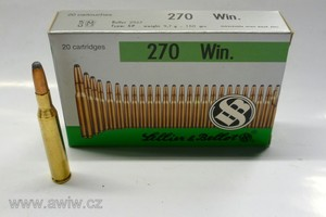 .270 Winchester Sellier&Bellot