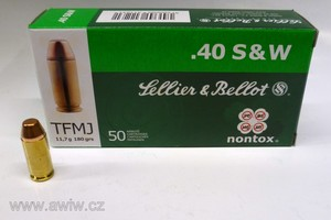 .40 S&W Nontox Sellier&Bellot
