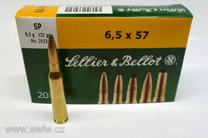 6,5x57R Sellier&Bellot