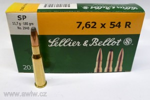 7,62x54R Sellier&Bellot