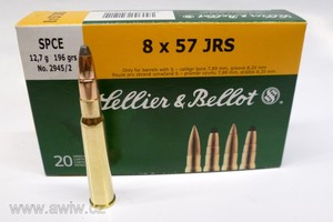 8x57JRS Sellier&Bellot