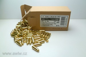 9 mm Luger Sellier&Bellot Bulk Pack