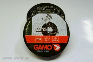 Gamo Match 5,5 mm