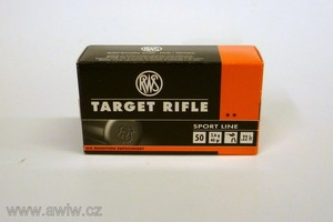 .22 Long Rifle RWS Target rifle