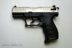 Walther P22QD