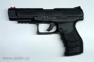 "Walther PPQ M2 5"" .22 LR"