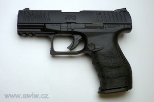 "Walther PPQ M2 4"" .22 LR"