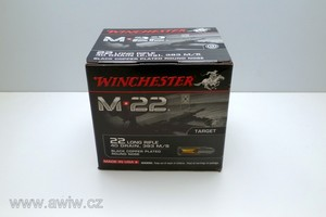 .22 Long Rifle Winchester M 22