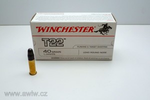 .22 Long Rifle Winchester T22